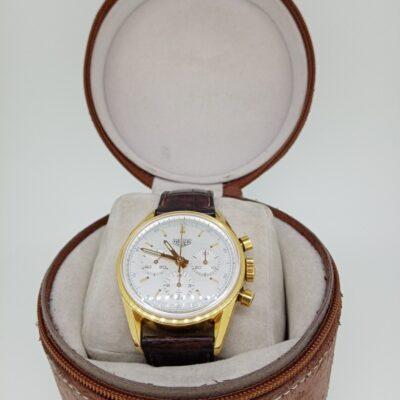 Relógio de Pulso em ouro TAG HEUER