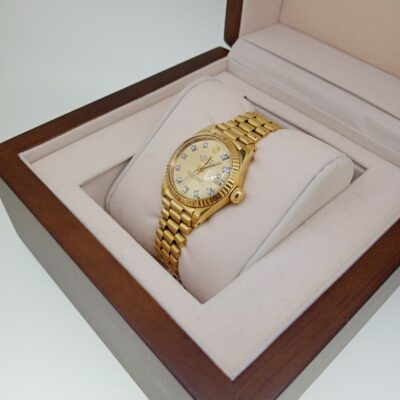 Relógio de Pulso Rolex DATE JUST Feminino