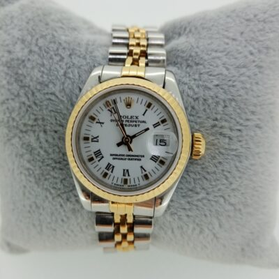 Relógio de Pulso Rolex Oyster Perpetual Date Just