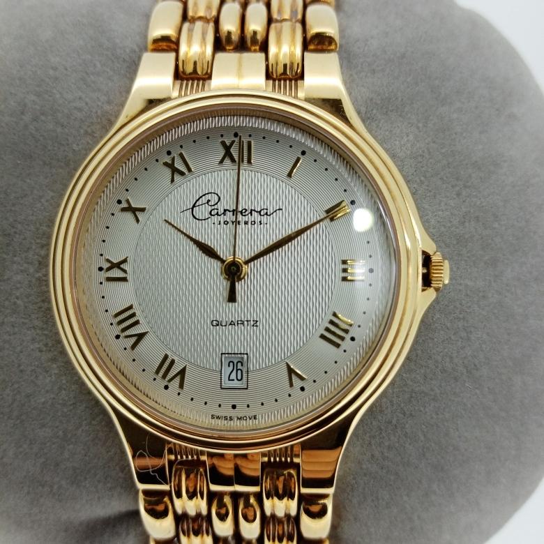 Relógio de Pulso em Ouro CARRERA JOYEROS