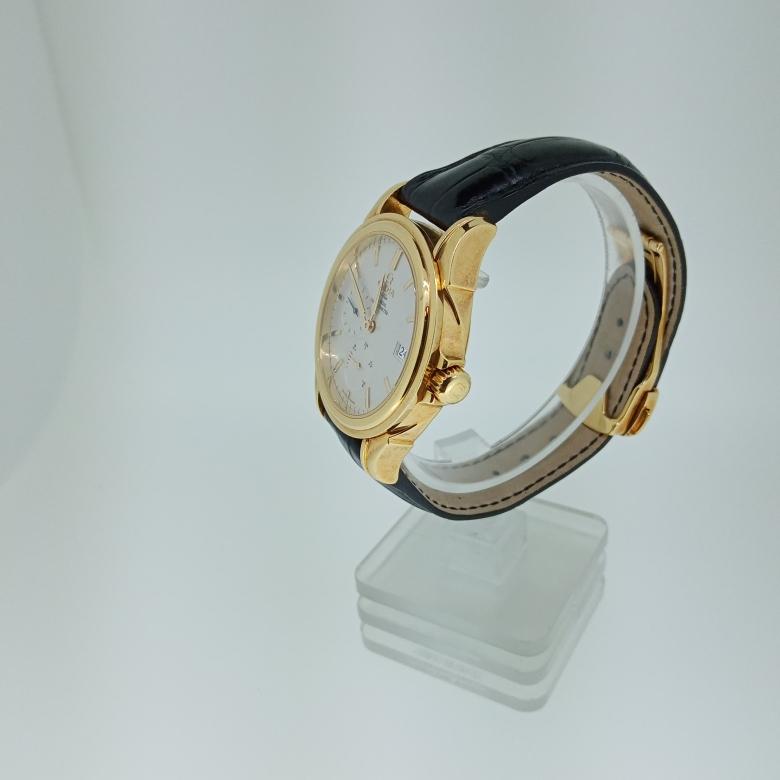 Relógio de Pulso Ómega De Ville Co-Axial em Ouro