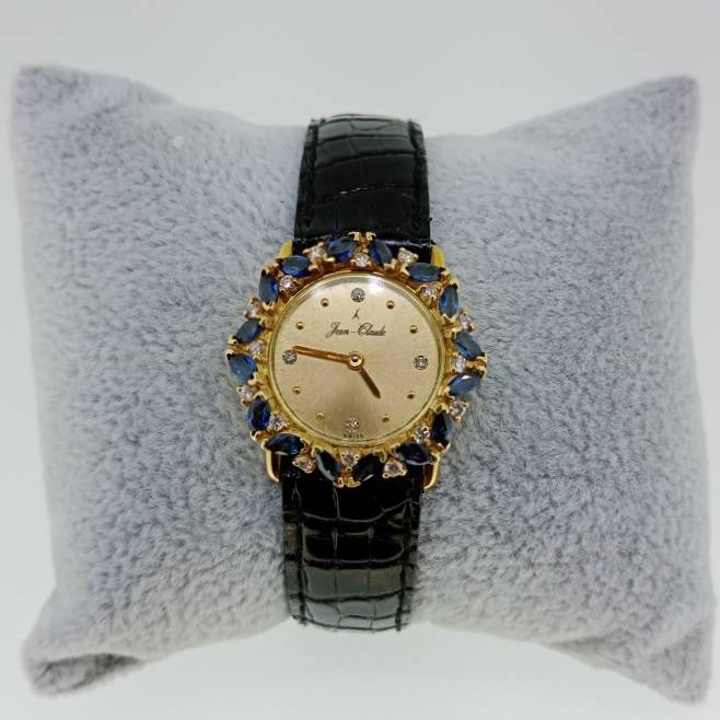 Relógio de Pulso Feminino Jean-Claude
