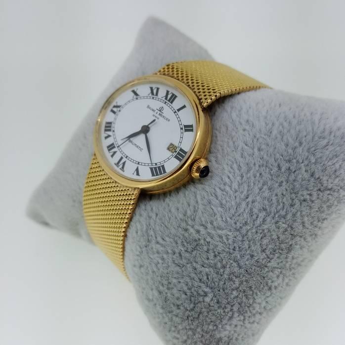 Relógio De Pulso BAUME & MERCIER Baumatic.